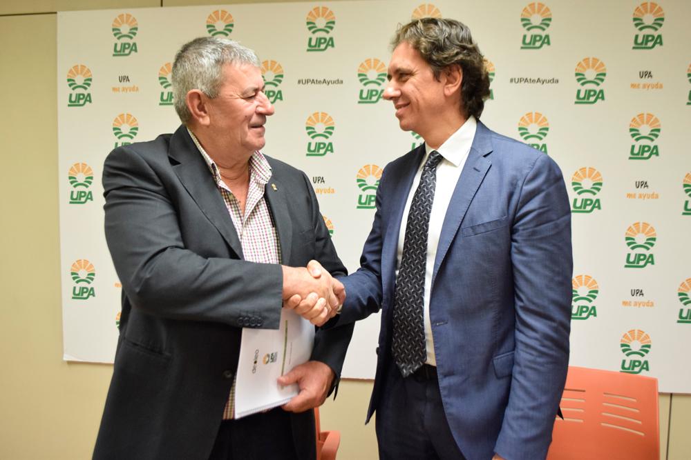 Deoleo y UPA quieren cambiar el modelo de producción de aceite de oliva