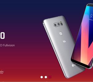 LG V30, el smartphone de 6 llega a España
