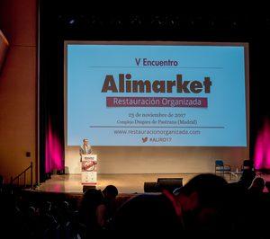 Quinta edición del Encuentro Alimarket Restauración Organizada