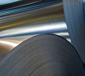 La hoja de aluminio recupera posiciones
