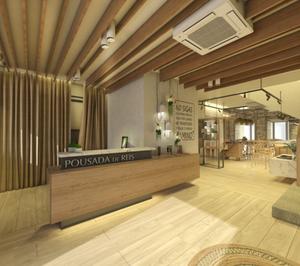 Promueven un hotel para peregrinos en Caldas de Reis