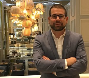 """Segundo López Vázquez (NH Hotel Group): """"Hay que abrir los hoteles a la calle para que nuestros clientes entren y se diviertan"""""""