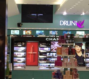 Druni continúa asumiendo tiendas If e introduce peluquería