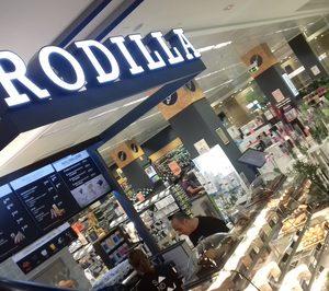 Rodilla crece en Galicia de la mano de El Corte Inglés