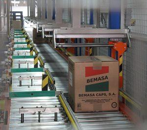 Bemasa Caps automatiza parte de sus procesos