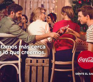Coca-Cola prevé 1.300 M de impactos con su campaña navideña