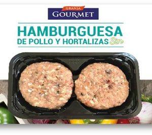 Granja Gourmet amplía su gama Sin de elaborados avícolas