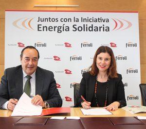 Ferroli y Fundación EDP alcanzan un acuerdo para desarrollar la iniciativa Energía Solidaria