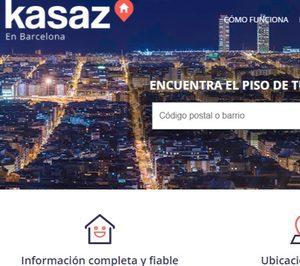 Kasaz, nuevo portal inmobiliario de Barcelona