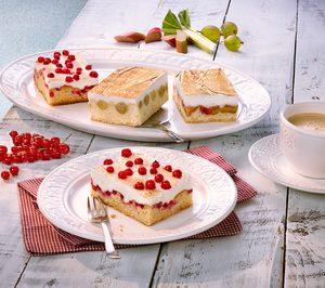 Erlenbacher presenta sus nuevas planchas de fruta y merengue