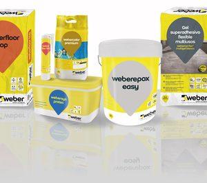 El Grupo Weber renueva su packaging