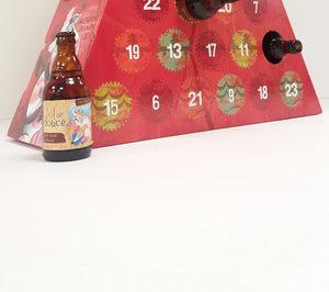 Europac presenta un calendario de Adviento para el sector cervecero