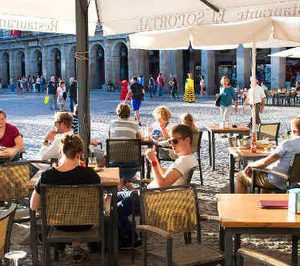 El gasto de los turistas internacionales aumentó en octubre un 5,9%, hasta los 7.763 M