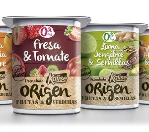 Kalise innova en la categoría saludable de yogures con una propuesta diferente