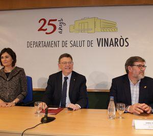 La Generalitat Valenciana anuncia mejoras en el Hospital de Vinaròs