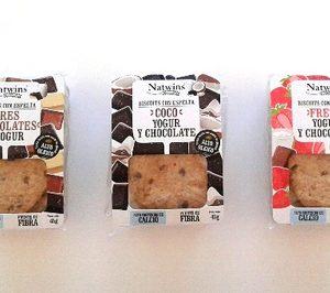Girofibra diversifica oferta con galletas saludables orientadas al vending
