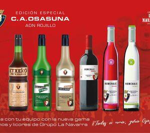 Grupo La Navarra se consolida en la categoría de pacharán