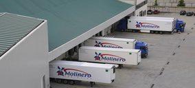 Molinero Logística invertirá otros 10 M€ en ampliaciones y flota