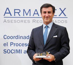 Armabex constata la buena salud de la socimis en España durante 2017