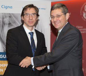 Cigna firma un acuerdo de asistencia médica con la Clínica Universidad de Navarra