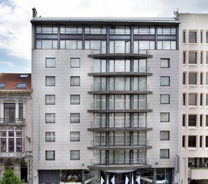 NH Hotel Group asume dos establecimientos en Bruselas
