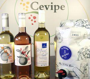 Cevipe impulsa sus vinos envasados con un innovador packaging
