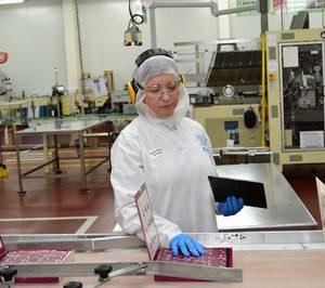 Nestlé produce 4.600 t de bombones en La Penilla