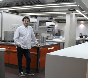 Repagas reforma la cocina del restaurante El Bohío, del chef Pepe Rodríguez