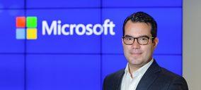 Microsoft Ibérica nombra director financiero a Arnaud Petite