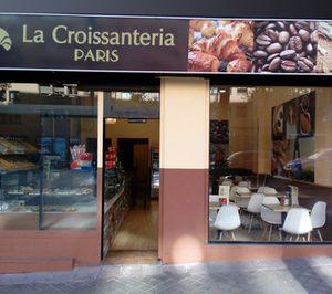 La Croissanteria Paris incorpora una cafetería en Madrid