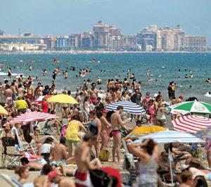 El peso del turismo representó el 11,2% del PIB en 2016, según INE