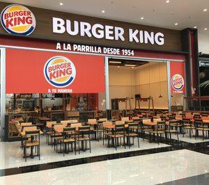 Burger King renueva a Megafood como franquiciado exclusivo