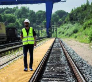DSV conecta Zaragoza y China por ferrocarril