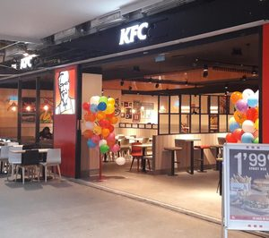 Amrest inaugura dos nuevas franquicias KFC en Barcelona