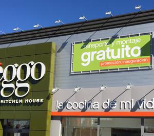 Ggo kitchen prepara en megapark su quinta tienda for Muebles megapark