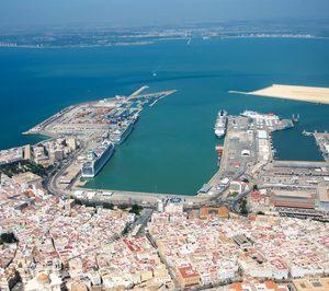 El tráfico de mercancías en el puerto de Cádiz crece un 14,5% hasta noviembre