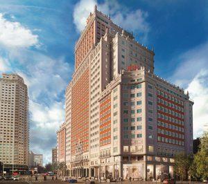 Riu decide el nombre definitivo de su hotel en el Edificio España