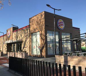 Megafood amplía la oferta de Burger King en Sevilla