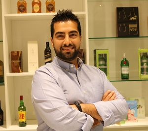 Diageo Iberia nombra nuevo director de customer marketing