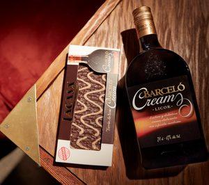 Ron Barceló Cream se alía con Lacasa y lanza turrón de licor