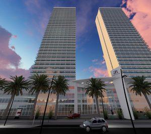 AR Hotels invertirá en Calpe 35 M para levantar un 4E con dos torres gemelas