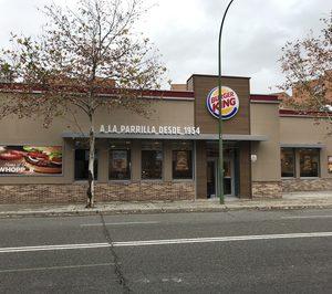 Megafood ejecuta su tercera apertura de Burger King en Sevilla de este año