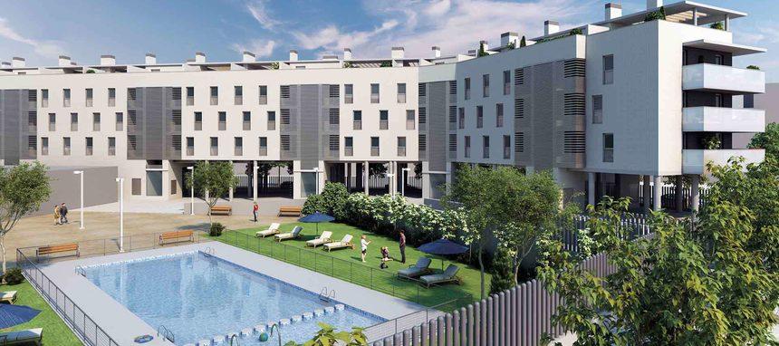Castillo Balduz desarrolla casi 500 viviendas con entregas hasta 2020