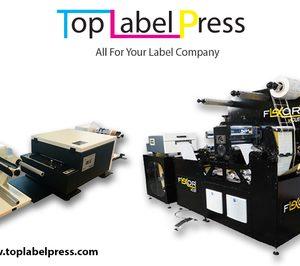 Top Label Press lanzará novedades en impresión digital en 2018