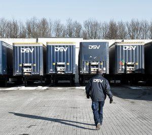 DSV se afianza en logística para el sector gran consumo