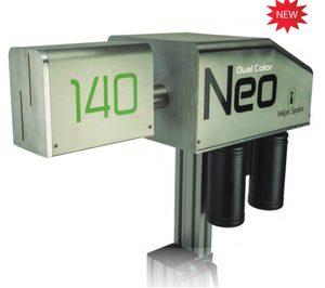 Neoid Systems desarrolla dos nuevos sistemas de impresión inkjet