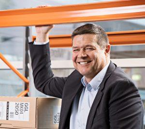 David Briggs, nuevo CEO del grupo Velux
