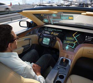 LG y HERE apuestan por la tecnología para los vehículos sin conductor