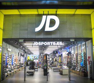 JD Sports volverá a superar la docena de aperturas en 2018