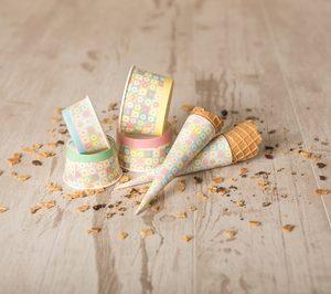 Copy-Valls pone en marcha una segunda fábrica para tarrinas de helado